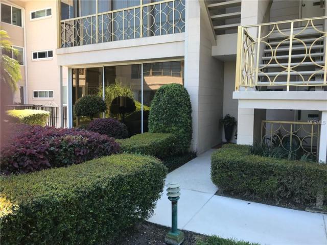311 E Morse Boulevard 8-1, Winter Park, FL 32789 (MLS #A4404870) :: The Duncan Duo Team