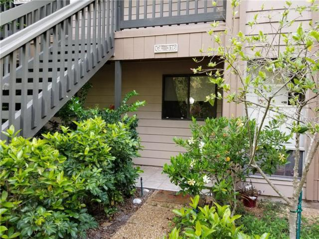 1712 Glenhouse Drive #316, Sarasota, FL 34231 (MLS #A4404973) :: The Comerford Group