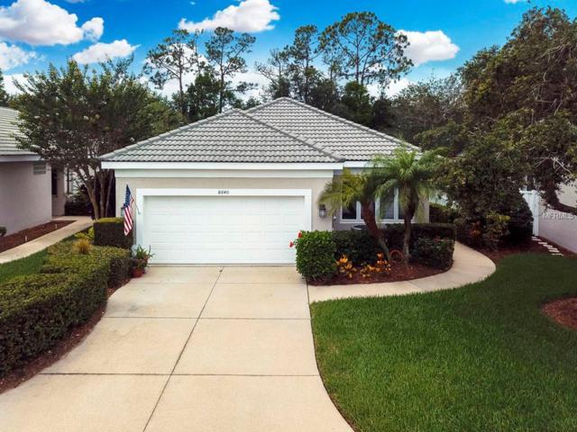 8640 54TH AVENUE Circle E, Bradenton, FL 34211 (MLS #A4404983) :: The Lockhart Team
