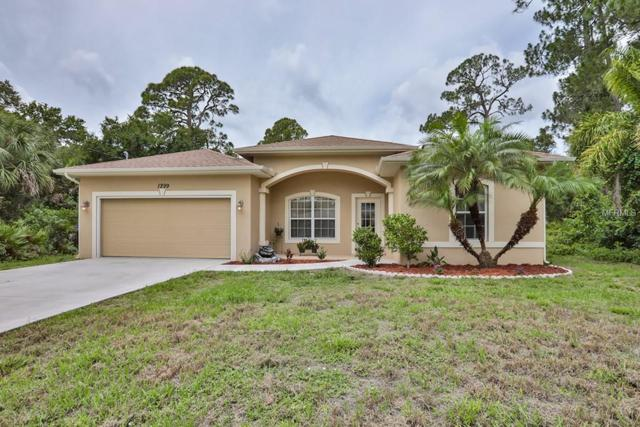 1299 Nora Lane, North Port, FL 34286 (MLS #A4405631) :: The Price Group