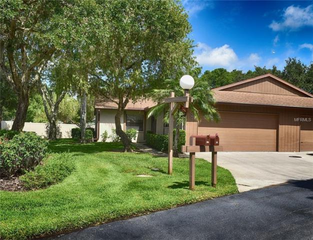 497 Oak Hill Circle #43, Sarasota, FL 34232 (MLS #A4405696) :: The Duncan Duo Team