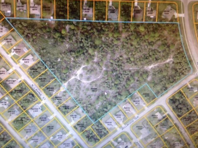 N Chamberlain Boulevard, North Port, FL 34286 (MLS #A4405704) :: The Price Group