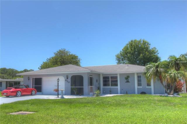920 Gasparilla Boulevard, Englewood, FL 34223 (MLS #A4405726) :: The BRC Group, LLC