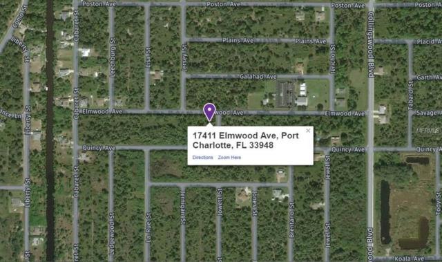 17411 Elmwood Avenue, Port Charlotte, FL 33948 (MLS #A4405757) :: The Lockhart Team