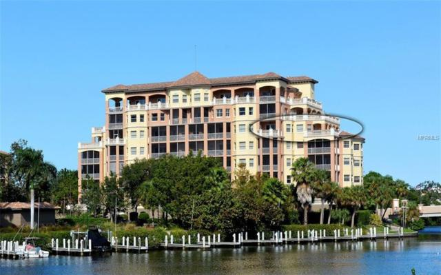 1921 Monte Carlo Drive #602, Sarasota, FL 34231 (MLS #A4405792) :: McConnell and Associates