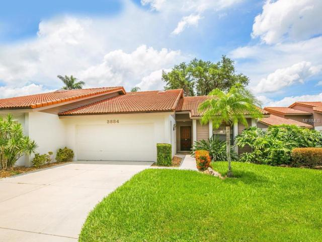 3884 Wilshire Circle W #102, Sarasota, FL 34238 (MLS #A4406158) :: The Duncan Duo Team