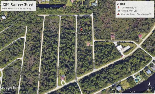 1264 Ramsey Street, Port Charlotte, FL 33953 (MLS #A4406159) :: Griffin Group