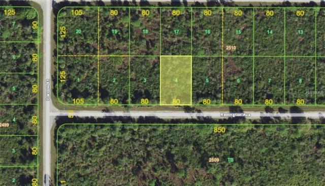 419 Redington Avenue, Port Charlotte, FL 33953 (MLS #A4406314) :: The Lockhart Team
