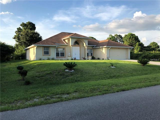 8726 Dolomite Avenue, North Port, FL 34287 (MLS #A4406705) :: McConnell and Associates