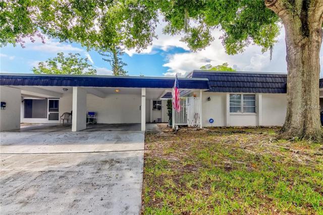 3965 Ashwood Lane #45, Sarasota, FL 34232 (MLS #A4407131) :: The Duncan Duo Team