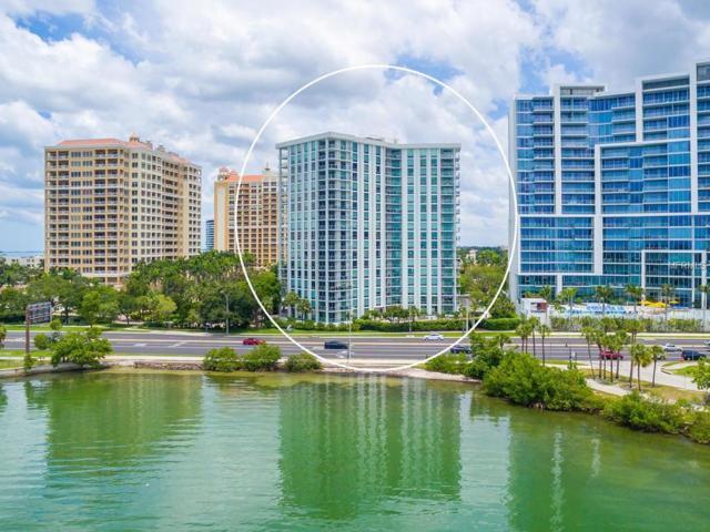 1111 N Gulfstream Avenue 8E, Sarasota, FL 34236 (MLS #A4407164) :: Delgado Home Team at Keller Williams