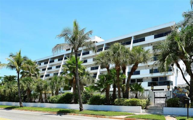 625 Beach Road #401, Sarasota, FL 34242 (MLS #A4407650) :: The Duncan Duo Team