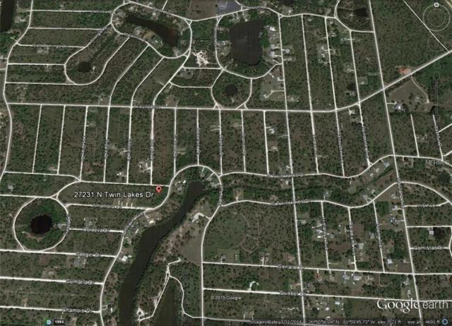 27231 N Twin Lakes Drive, Punta Gorda, FL 33955 (MLS #A4407673) :: The Lockhart Team