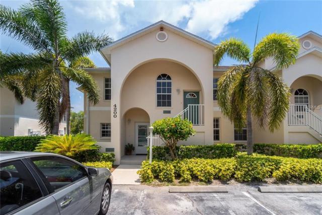 4200 Castlebridge Lane 1920B1, Sarasota, FL 34238 (MLS #A4407697) :: The Duncan Duo Team