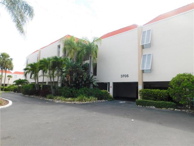 3705 E Bay Drive #212, Holmes Beach, FL 34217 (MLS #A4408046) :: Team Pepka