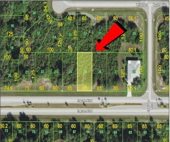 182 Ingram Boulevard, Rotonda West, FL 33947 (MLS #A4408071) :: The BRC Group, LLC