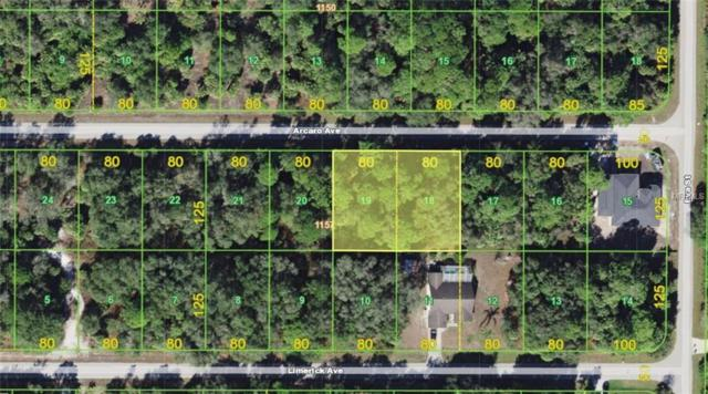 16285 & 16293 Arcaro Avenue, Port Charlotte, FL 33954 (MLS #A4408172) :: G World Properties