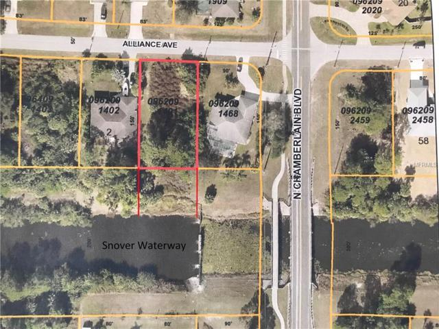 Alliance Avenue, North Port, FL 34286 (MLS #A4408278) :: The Lockhart Team