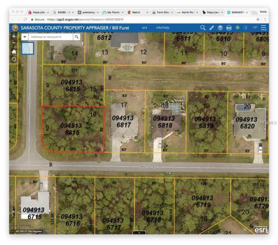 Bristol Avenue, North Port, FL 34291 (MLS #A4408359) :: Griffin Group