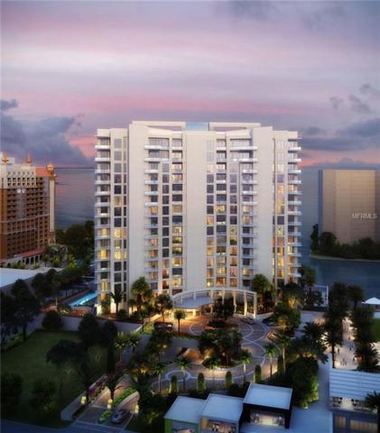 100 Ritz-Carlton Circle #801, Sarasota, FL 34236 (MLS #A4408387) :: Team Pepka