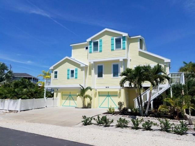 805 Jacaranda Road, Anna Maria, FL 34216 (MLS #A4408436) :: GO Realty