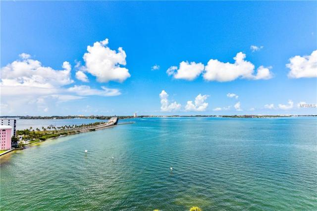 888 Blvd Of The Arts #1403, Sarasota, FL 34236 (MLS #A4408452) :: Lovitch Realty Group, LLC