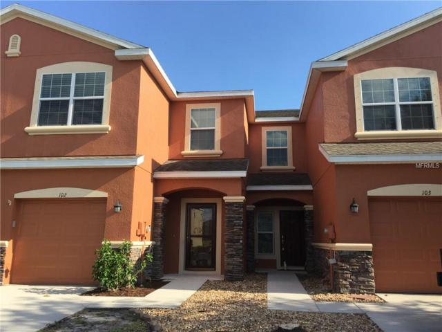 11527 84TH STREET Circle E #103, Parrish, FL 34219 (MLS #A4408563) :: Medway Realty