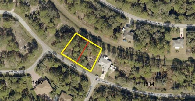 Gadshaw Avenue, North Port, FL 34291 (MLS #A4408582) :: Griffin Group