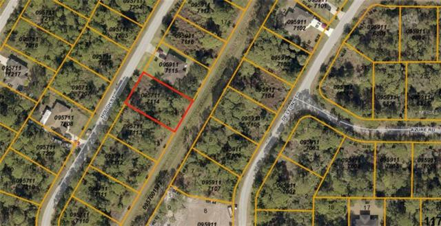 Hough Street, North Port, FL 34286 (MLS #A4408584) :: Griffin Group