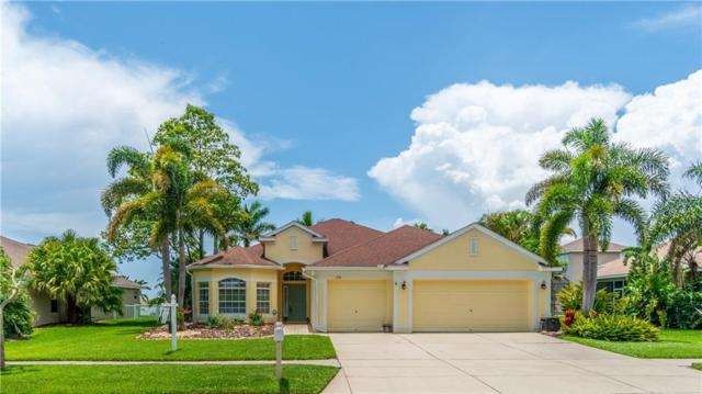 1614 Mira Lago Circle, Ruskin, FL 33570 (MLS #A4408601) :: Dalton Wade Real Estate Group