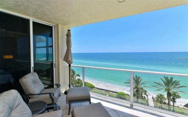 1800 Benjamin Franklin Drive A604, Sarasota, FL 34236 (MLS #A4408640) :: Team Bohannon Keller Williams, Tampa Properties