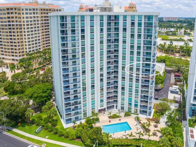 1111 N Gulfstream Avenue 9C, Sarasota, FL 34236 (MLS #A4408667) :: Medway Realty