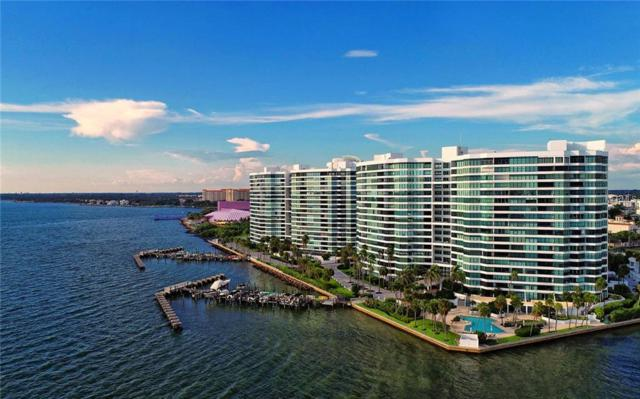 888 Blvd Of The Arts 1907/1908, Sarasota, FL 34236 (MLS #A4408729) :: Zarghami Group