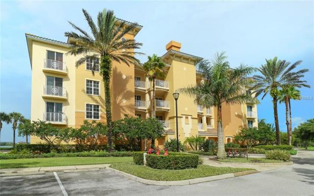 6450 Watercrest Way #301, Lakewood Ranch, FL 34202 (MLS #A4408744) :: The Duncan Duo Team