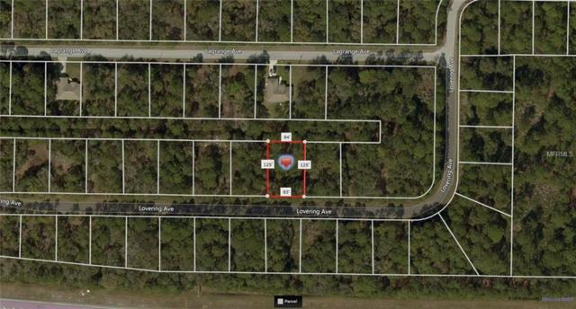Lovering Avenue, North Port, FL 34286 (MLS #A4408798) :: Zarghami Group