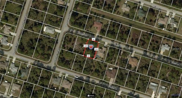 Zuber Lane, North Port, FL 34286 (MLS #A4408916) :: The Duncan Duo Team