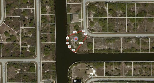 14286 Maysville Circle, Port Charlotte, FL 33981 (MLS #A4409017) :: Griffin Group