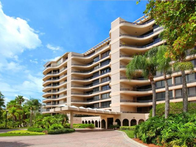 415 L Ambiance Drive D506, Longboat Key, FL 34228 (MLS #A4409258) :: The Duncan Duo Team