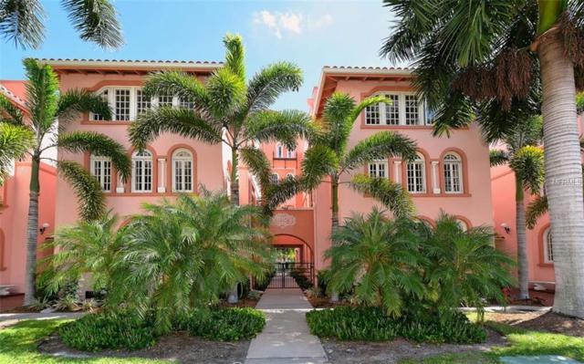 1221 N Palm Avenue #306, Sarasota, FL 34236 (MLS #A4409313) :: McConnell and Associates