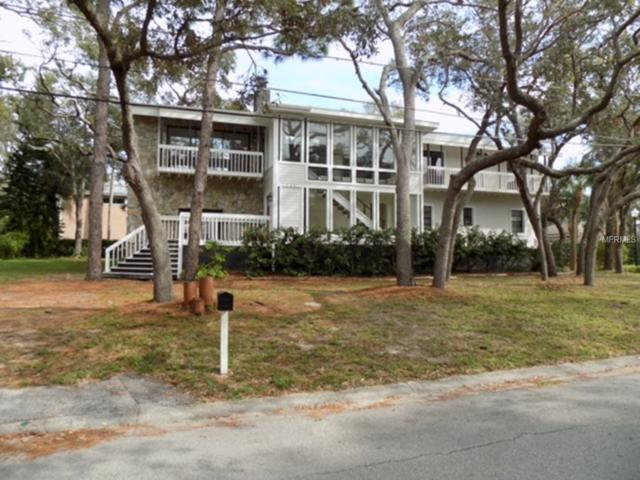 700 Seaview Drive, Crystal Beach, FL 34681 (MLS #A4409351) :: Beach Island Group