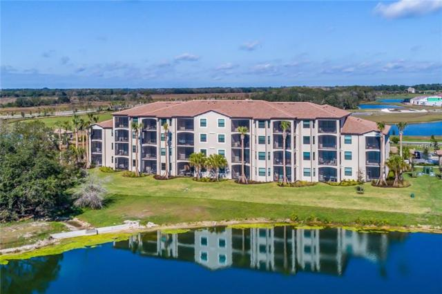16706 Vardon Terrace #304, Lakewood Ranch, FL 34211 (MLS #A4409436) :: The Duncan Duo Team