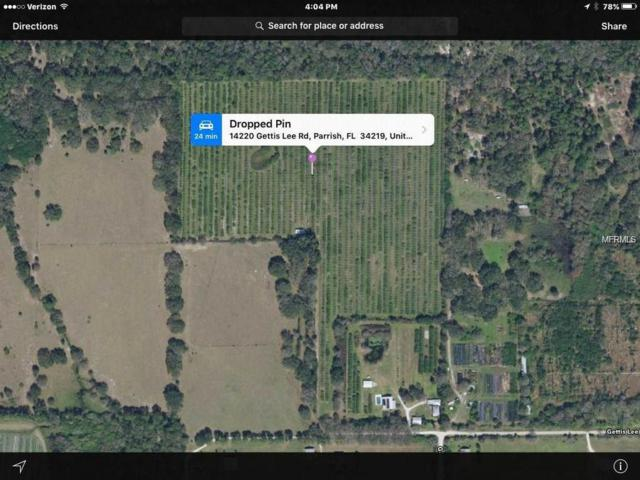 14220 Gettis Lee Rd, Parrish, FL 34219 (MLS #A4409480) :: Medway Realty
