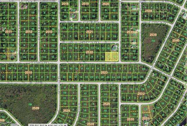12452 & 12442 Dietrich Av, Port Charlotte, FL 33952 (MLS #A4409512) :: Griffin Group