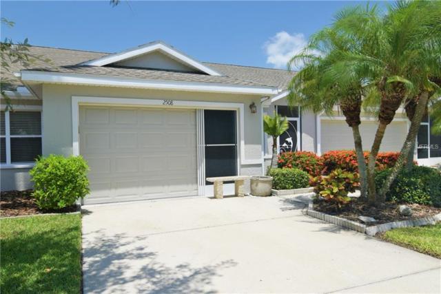 2508 Fairway Oaks Drive, Palmetto, FL 34221 (MLS #A4409529) :: Medway Realty