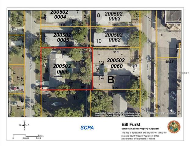 3510 Iroquois Avenue, Sarasota, FL 34234 (MLS #A4409556) :: Baird Realty Group