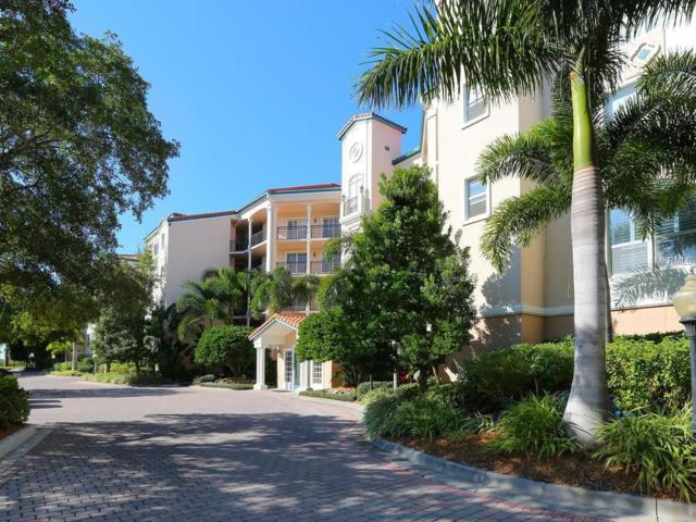 5430 Eagles Point Circle #404, Sarasota, FL 34231 (MLS #A4409638) :: The Duncan Duo Team
