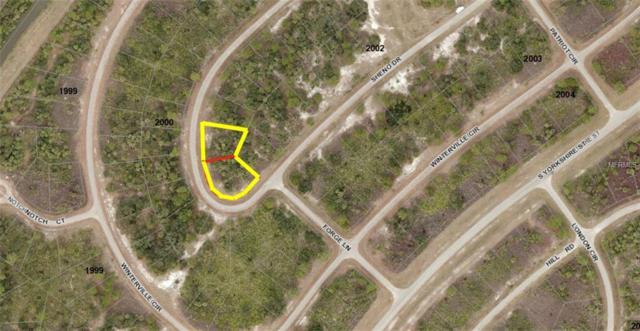 Sheno Drive, North Port, FL 34288 (MLS #A4409644) :: Team Pepka