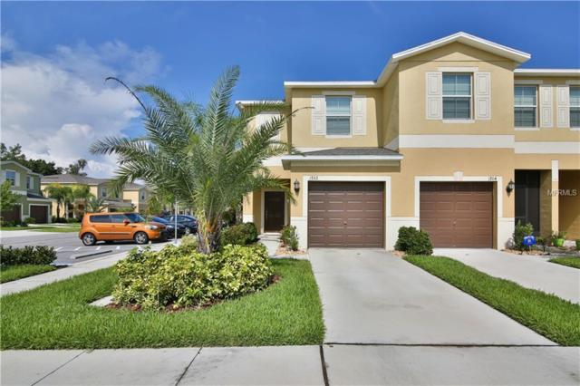 1702 Ivory Goose Place, Ruskin, FL 33570 (MLS #A4409782) :: The Duncan Duo Team
