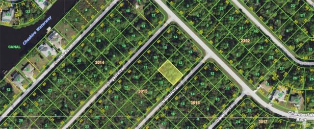 1021 Nautilus Terrace, Port Charlotte, FL 33953 (MLS #A4409843) :: Griffin Group