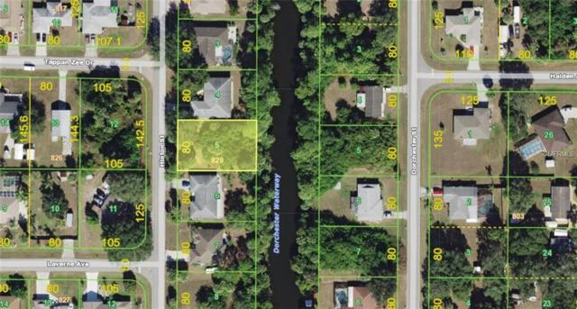 1044 Hinton Street, Port Charlotte, FL 33952 (MLS #A4410050) :: Mark and Joni Coulter | Better Homes and Gardens